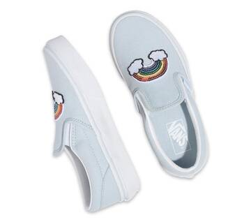 Kids Classic Slip-On Sequin Patch