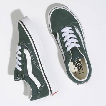 YOUTH OLD SKOOL TREKKING GREEN