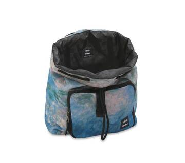 VANS MOMA CLAUDE MONET BACKPACK