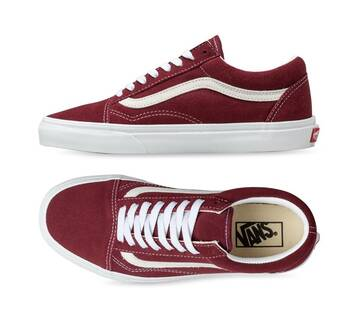 OLD SKOOL SHOES PORT ROYALE