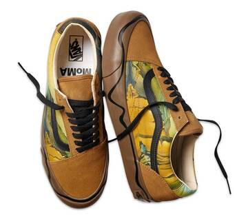 VANS MoMA OLD SKOOL TWIST SALVADOR DALI