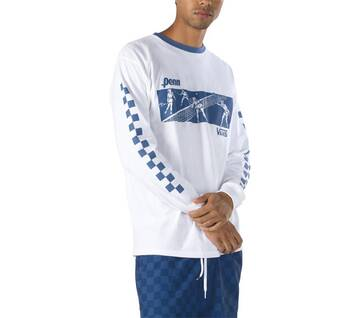 Vans X Penn Long Sleeve T-Shirt